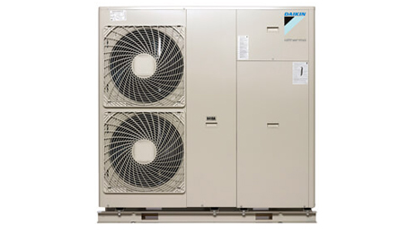 Altherma Mono Bloc Coldrite Daikin Unit