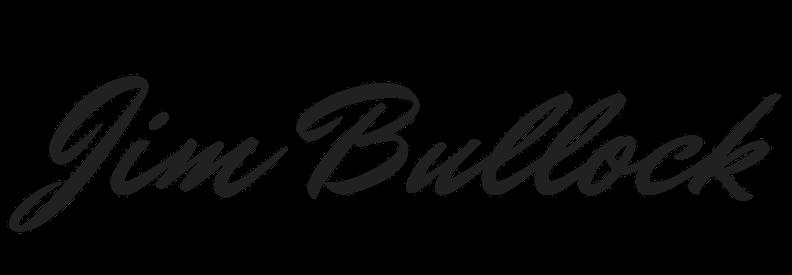 Jim Bullock Signature